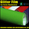 Glitter Car Color Vinyl Film Sticker, Diamond Glitter Vinyl Film Car Wrap Film, Glitter Vinyl Film Air Bubble Free 1.52m*30m