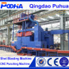 Qgw Series Steel Pipe Cleaning Shot Blasting Machine