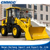Four Wheel Drive Front End Loader