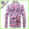 100% Cotton High Quality Men's Shirts (H-004)