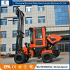 China Manufacturer 4X4 Diesel Forklift Truck