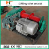 Single Drum Cable Pulling Used Hydraulic Winch for Tractor
