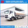 HOWO 8X4 Aluminum Alloy 35000L Gasoline/Oil/Fuel Tanker Truck