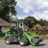 Multifunction Small Zl08 Front Loader with CE, Rops Fops