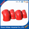 Ductile Cast Iron Di Long Radius Socket Weld 180 Degree Elbow/Bend Pipe