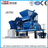 Twin Shaft Concrete Mixer 750L (JS750)