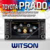 Witson A8 Chipset S100 Car DVD GPS Navigation for Toyota Vanza (2003-2010) /Fortuner (2005-2011) /Prado (1996-2009) /Runx (2003-2006) (W2-C071)