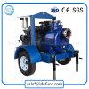 Stainless Steel Cast Iron Horizontal Diesel Engine Water Pump Machine
