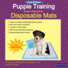 Puppy PEE Housebreaking Pads 23X24