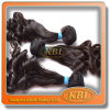 Excellent Brazilian Fumi Hair with Human Hair Materials