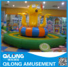 New Design Inflatable Games with Octopus for Playground (QL-1126E)