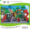 Kaiqi Medium Sized Multilevel Forest Themed Children′s Playground (KQ30034A)
