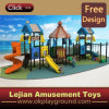 Climbing Serious Kids Outdoor Playground for School with CE Certificate