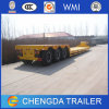 70ton Gooseneck Lowbed Trailers 3 Axle for Sale