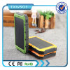 2 USB Ports 5V 3.1A Output USB Solar Power Bank