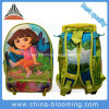 Kids Rolling Wheeled Trolley Back to School Backpack Bag