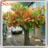New Style Decorative Artificial Plastic Maple Tree