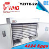 Hhd Automatic Chicken Egg Hatching Machine for Hatching Eggs Yzite-22