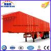 3 BPW Axle Designer Hot Selling 60ton Enclosed Van/Caravan Cargo/Utility Heavy Tractor Truck Box Trailer