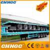 Hot Selling 40FT Plat Form Container Cargo Semi-Trailer