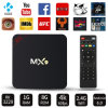 Mx9 Android TV Box S905 Quad Core Android 6.0 OS Streaming Media Player 4K TV Box