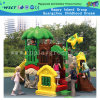 Indoor Playground and Outdoor Playground Equipment with Full Plastic (HA-10401)