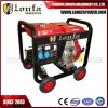 3kVA Open Shelf Portable Honda Diesel Welding Generator