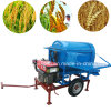 Grain Rice Corn Wheat Beans Thresher Threshing Machine