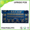 HASL Printed Multilayer PCB Printed Circuit Board and Two-Layer, 2.00mm Thickness