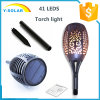IP65 2W-96LED Solar Torch Lamp with 5h-Charging Over 10h-Working SL1-41
