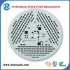 Round LED Printed Circuit Board PCB with Lead-Free Surface Treated From Hyy