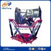 Furious 3 Screen Car Racing 3D Games Simulator, 6 Dof Racing Simulator