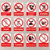 Silk Screen Printing ABS Sheet for Graphic Signs