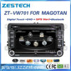 2DIN Wince Car DVD Player for VW Magotan