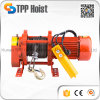 Kcd Electric Wire Rope Hoist Constrction Electric Winch Hoist 220V/380V