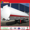 Three Axles Chemical Trailer Liquid Tank