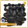New Arrival 7A-Peruvian Unprocessed Body Wave Weft 100% Virgin Remy Human Hair Extension