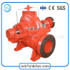 Single Stage Double Suction Closed Impeller Chemical Centrifugal Pump