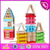 Wholesale Cheap 150 PCS Educational Wooden Nesting Blocks for Baby W13D153