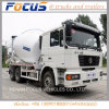 Hot Selling 10cbm Shacman Cement Mixing Truck Vehicles