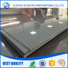 Dark Grey PVC Plastic Sheet Thickness 1mm for Furniture