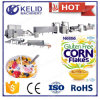 Full Automatic High Consumption Roasted Corn Flakes Making Line