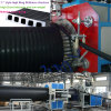 HDPE Spiral Drainage Corrugated Pipe Extrusion Line