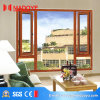 Reflective Glass Aluminum Casement Window for European Clients
