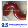 En877 Grey Cast Iron Pipe Fitting for Water Drainage