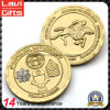 Commemorative Coin with Retro Design and Double Face