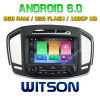 Witson Eight Core Android 6.0 Car DVD for Opel Insignia 2014