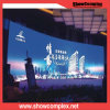 P6 High Resolution Full Color Curved LED Display for Stage Show