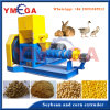 High Efficient Electric with Preheating Soybean Corn Maize Extruding Machine
