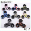 Colorful Painting Plastic Hand Spinner (XH-HS-001C)